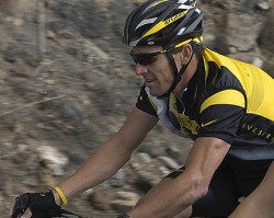 Lance Armstrong - 'Training Camp'