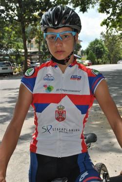 Deseto mesto za Jovanu Crnogorac u prvoj etapi u Maleziji