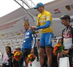 Poljak Kovalčik slavio na drugoj najdužoj drugoj etapi 54. Trke kroz Srbiju
