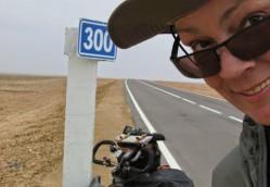 Kroz pustinju Gobi (II deo) - Na putu oko sveta