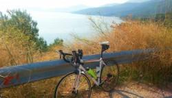 Putopisi, Biciklom oko Tasosa