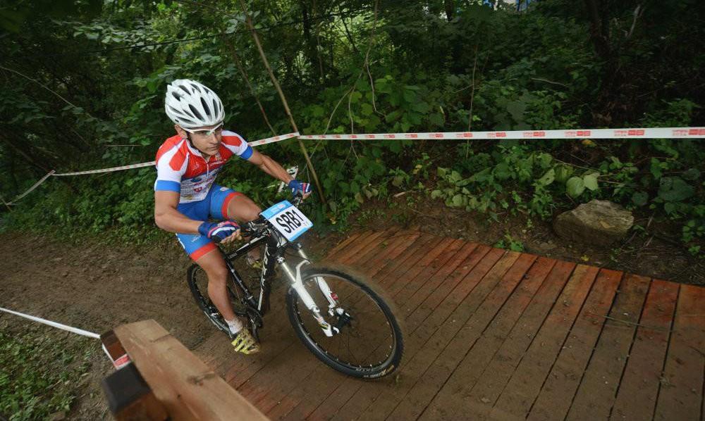 Erićeva šesta, Roman deseti na MTB XCE trci na Olimpijskim igrama mladih u Nankingu