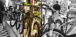 Izlagači bicikala na ovogodišnjem sajmu automobila u Beogradu