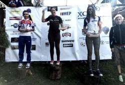 Uspešan vikend MTB ženske reprezentacije