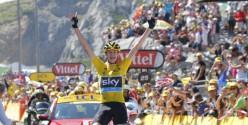 Kristofer Frum razneo 102. Tur d'Frans u desetoj etapi