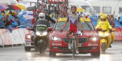 Rodrigezu najteža 12. etapa 102. Tur d'Fransa