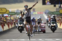 Sjajan potez Kamingsa na kraju 14. etape 102. Tur d'Fransa