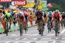 Grajpel u 15. etapi do treće pobede ba 102. Tur d'Fransu