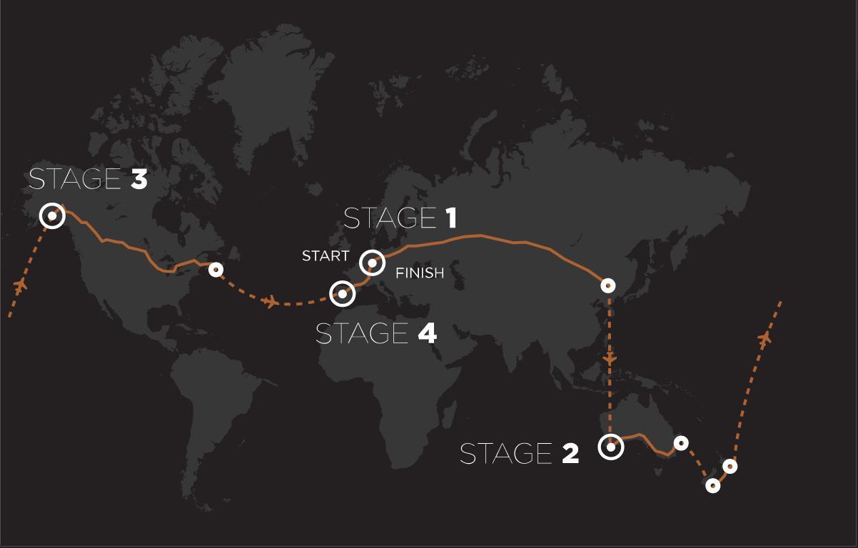 Put oko sveta biciklom
