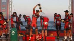 Ekipa BMC najbrža na timskom hronometru / Velits prvi lider 70. Vuelte