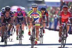 Saganu konačno pobeda na trećoj etapi 70. Vuelte