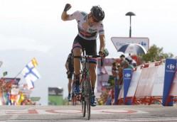 Iznenađenje Toma Dumulina u devetoj etapi 70. Vuelte