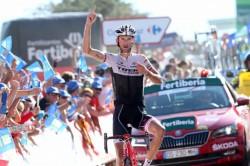 Šleku pobeda posle 4 godine na 16. etapi 70. Vuelte