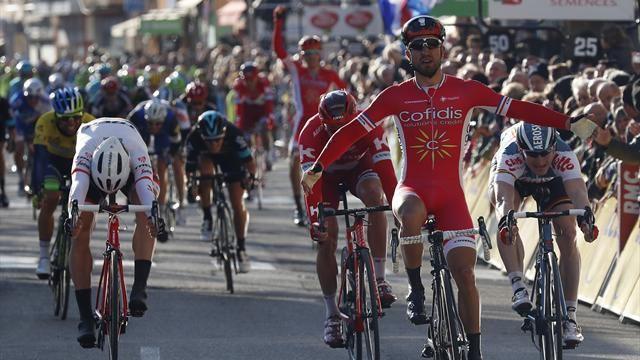 Sprint Buhanija za etapnu pobedu