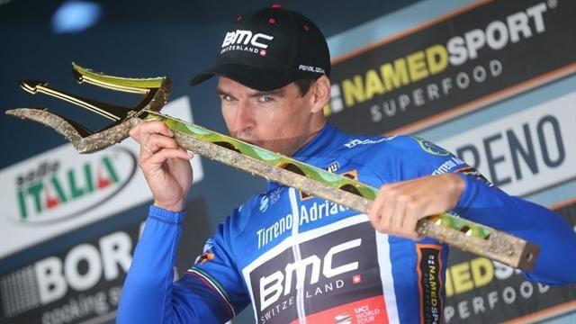 Van Avermet pobednik Tireno Adriatiko, trke između dva mora