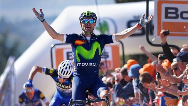 "Valverde ostvario rekordnu pobedu na ""Valonskoj streli"""