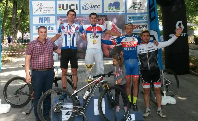 MTB Prvenstvo Srbije 2016 - Aleksandar Roman