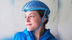 Eko kaciga / Zaštita za spontane bicikliste