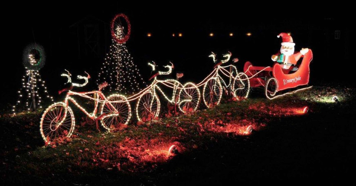 Novogodišnji pokloni za svakog biciklistu