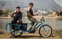 Biciklom protiv siromaštva