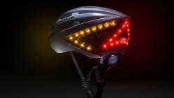 Lumos / Kaciga sa svetlosnom signalizacijom za sigurniju vožnju