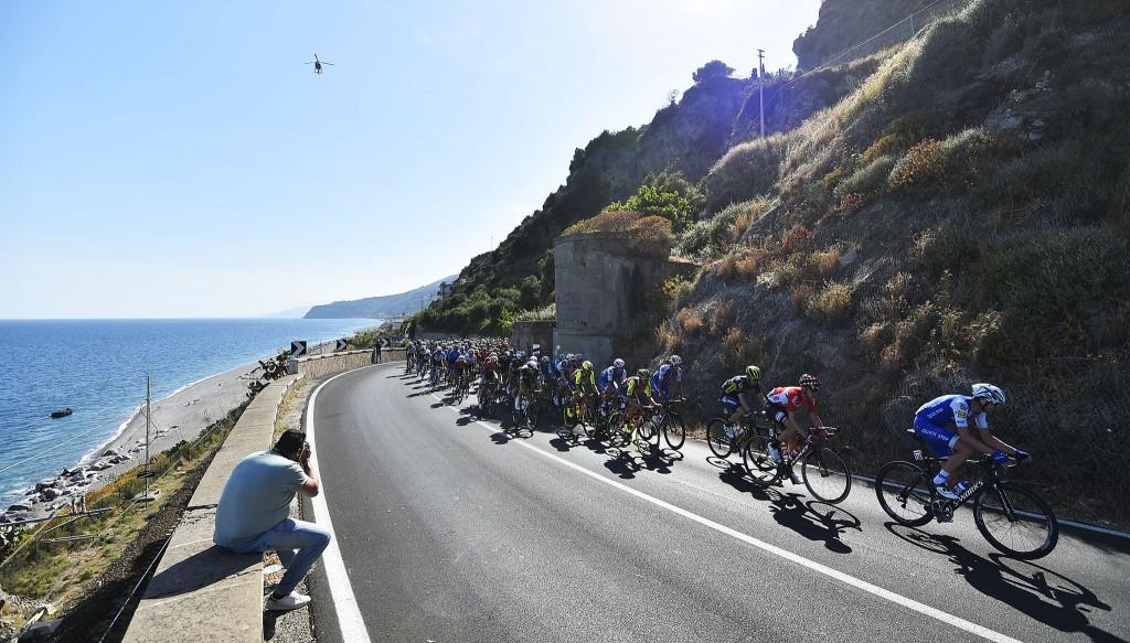 Giro d`Italia 2017 / 100. izdanje popularne trke kroz Italiju