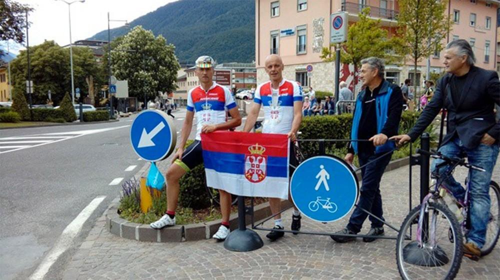 Poseta stotom izdanju Giro d'Italia