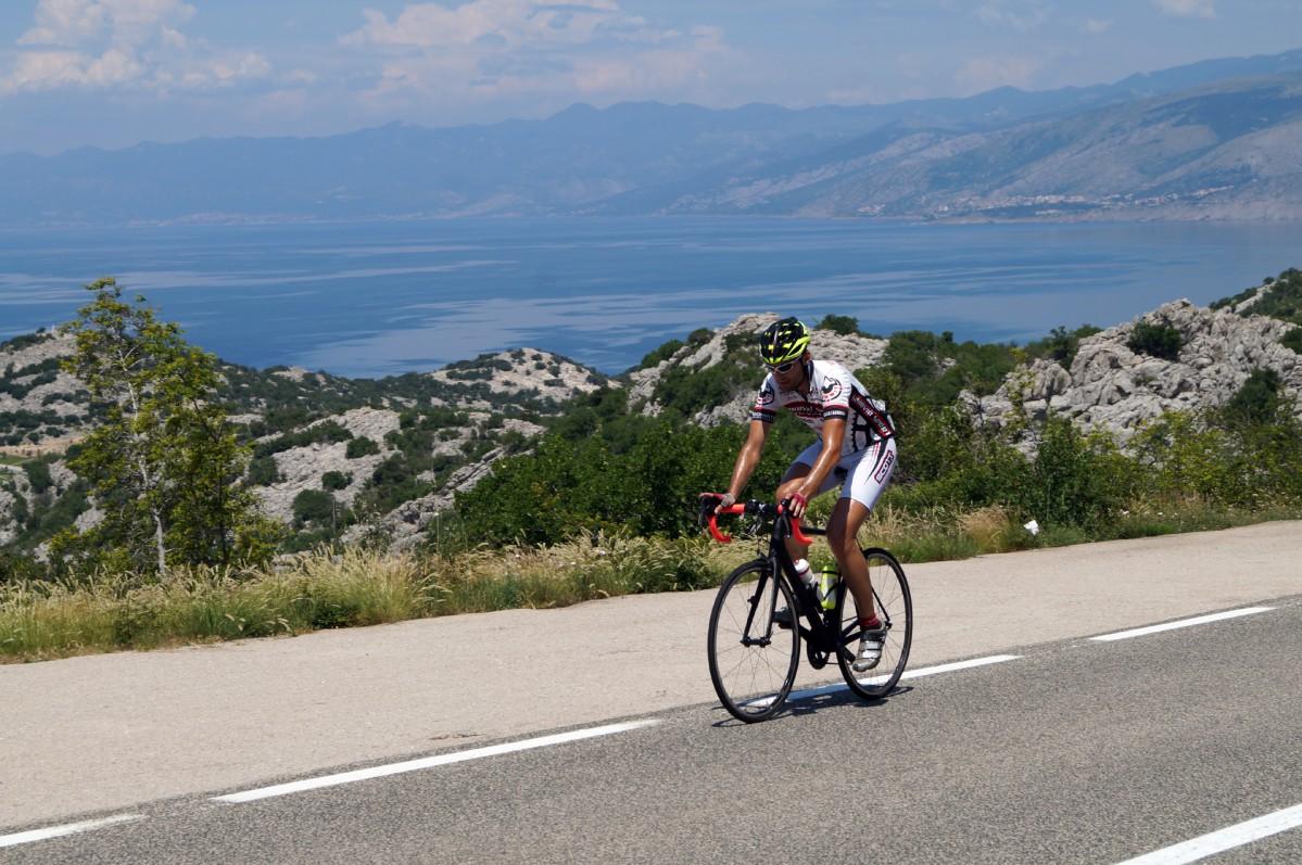Jadranska tura od 1000km za pet dana