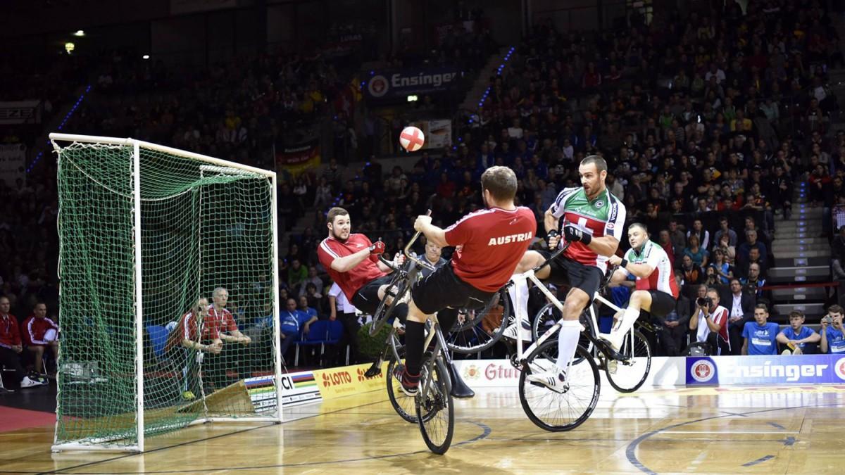 Manje poznata strana bicikla / Gimnastika na Biciklu i Biciklistički Fudbal
