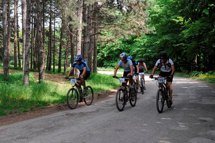 Etapna MTB trka od 2. do 5. maja na Fruškoj gori